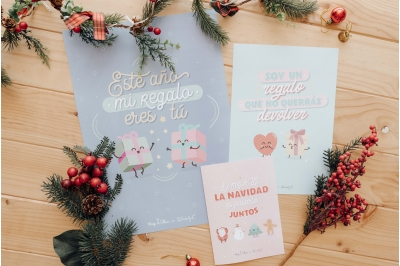 Colaboración Hug&Clau by Mr. Wonderful
